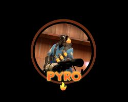 TF2 Pyro by The-Loiterer