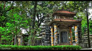 HDR Pagoda by andiesavestheday