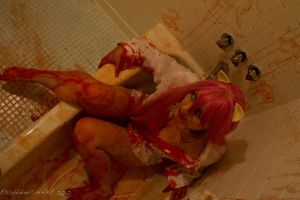 Elfen Lied Shoot 6 by CHarrisPhotography