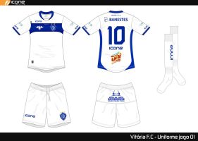 vitoria 2014 Away by IGORxREIS