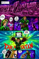 Zelda comic for GS contest- 1 by Daelyth