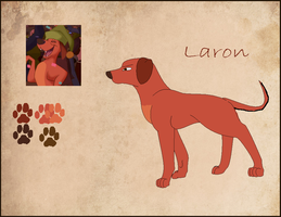 DWoWs Laron Ref sheet by LOST09