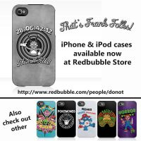 That's Frank, folks iPhone cases by donot182