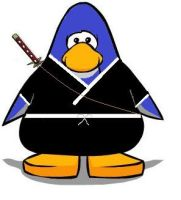 Penguin Shinigami? by RedCast15