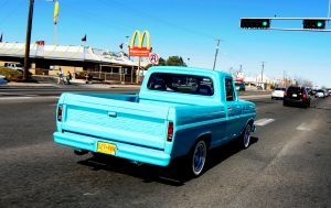 67-69 Ford 0001  by Jazzhead