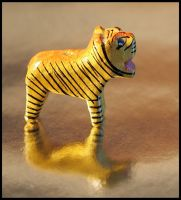Tiny Tiger by sags