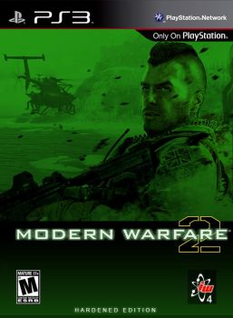 Modern warfare 2 Cover by SkinnyJeanPunk