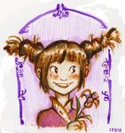 Pigtails :3 by Isaia