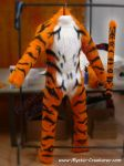 LuckyTiger- Fursuit Body - Work in Progess by Mystic-Creatures
