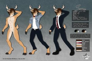 Reference Sheet - Sam by Silberry
