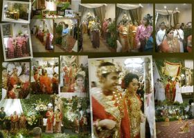 Makassar's Tradditional Wedding by seawaterwitch