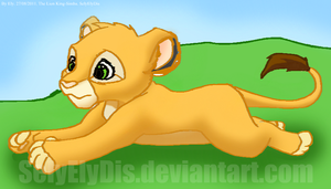 The Lion King - Simba by SelyElyDis