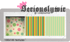 texture set 001 by seriouslywir
