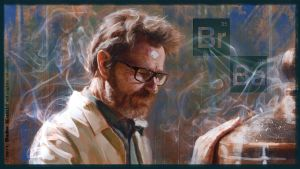 Walter White by SigmaK