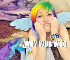 MLP: FiM: why wub woo by Inspiral