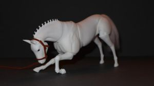 Bjd doll horse by leo3dmodels
