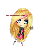Chibi x3 by MadiQueenx3