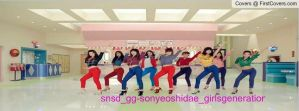 snsd dancing queen facebook cover 4 by alisonporter1994