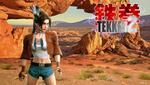TEKKEN 2 - Michelle the Wandering Female Fighter by Hyde209