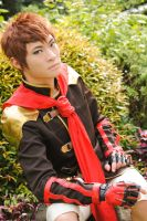 Final Fantasy Type 0 : Eight by naokunn