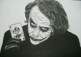 The Joker by Slayerlane