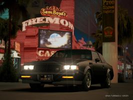 Gran Turismo 4 Buick GNX at Las vegas 1 by hernandez2