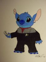 Ensign Stitch by gustranaut