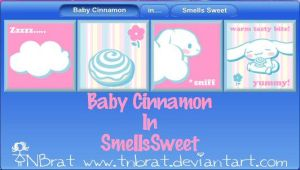 Baby Cinnamon In Smells Sweet by TNBrat