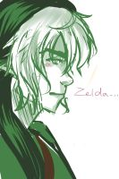 Link sketch by lilKitty09