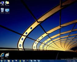 My Windows 7 7057 by Jacopo93