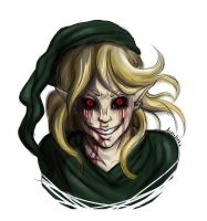 BEN_drowned Doodle by Ayato-Inverse
