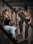 Where Punk meets Goth by RissingFlower