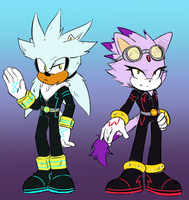 partners in time by freedomfightersonic