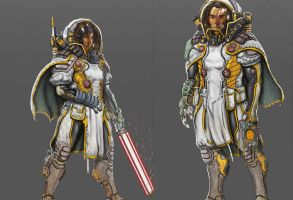 SPACE KNIGHTS: GIF VARIATIONS slideshow by Dogsfather