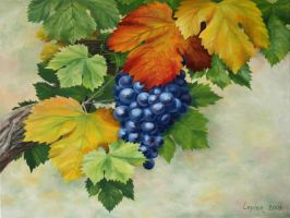 GrapeVine by Art-Lep