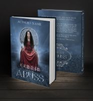 Book cover available - Queen of the abyss by MihaelaJoeDesigns