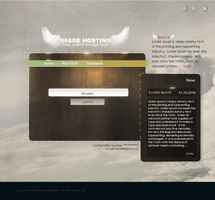 Heaven 'Image Hosting' by joccedesign