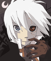 Allen Walker-D. Gray-man by iPhysik