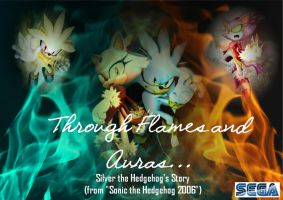 Through Flames and Auras... by BingotheCat