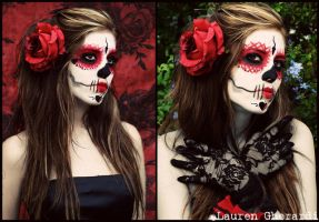 Sugar Skull- Ceejay by lmgphotography