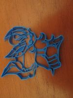 Leafeon Cookie Cutter 02 by B2Squared