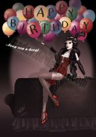 Commission: Flapper Girl theme by nadav