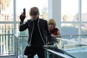 Cosplay: Resident Evil 4 by AngelicCosplay