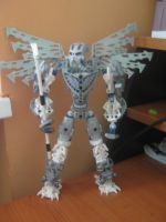 Toa Karta Korax(upgraded) by TheAxelandx1