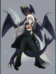 :: Cynthia and Garchomp :: by Noa-World