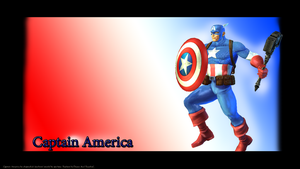 Captain America by andrewbaay