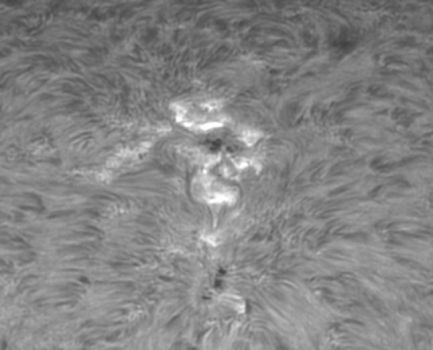 C2.1-class solar flare in Active Region 2661 by GreatAttractor