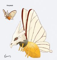 Ponymoth by Hatters-Workshop