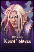 Kael'thas by CurlyJul
