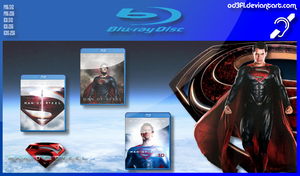 Bluray - 2013 - Man Of Steel by od3f1